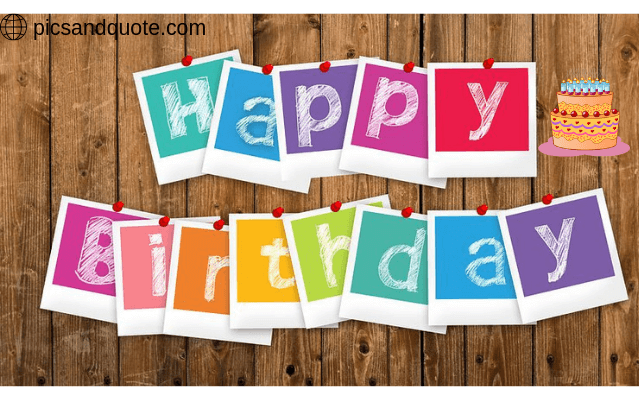 happy birthday images and wishes
