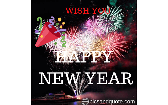 happy new year for crush image