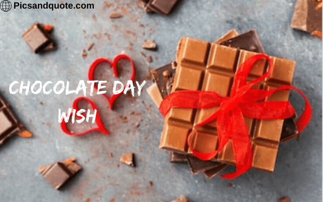 chocolate day images love