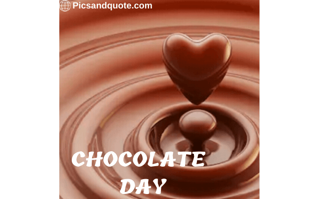 naughty chocolate day images