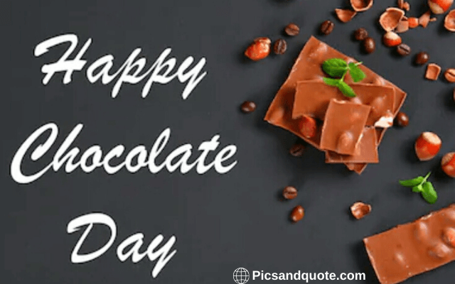 chocolate day images with couple