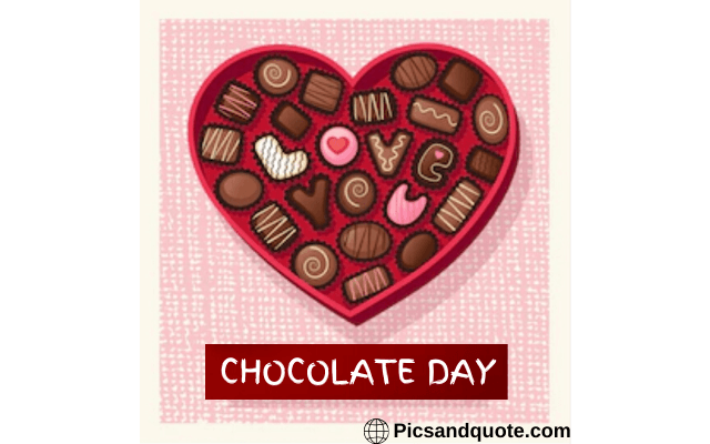chocolate day images gif