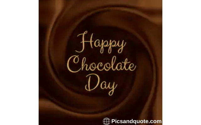 chocolate day images with boy and girl