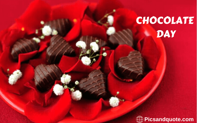 chocolate day images date