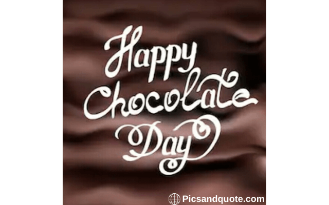 chocolate day images with name editor