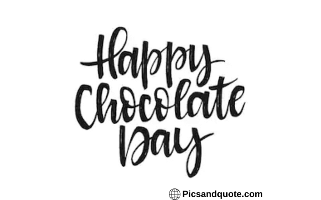 chocolate day images funny