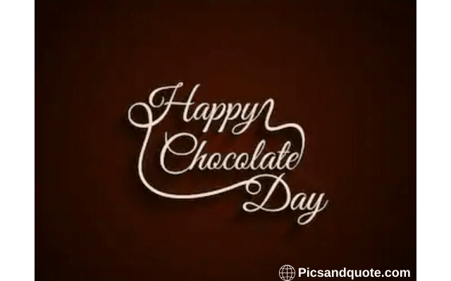 images of chocolate day
