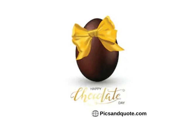chocolate day images with name