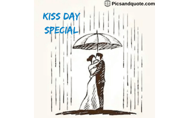 kiss day for friends