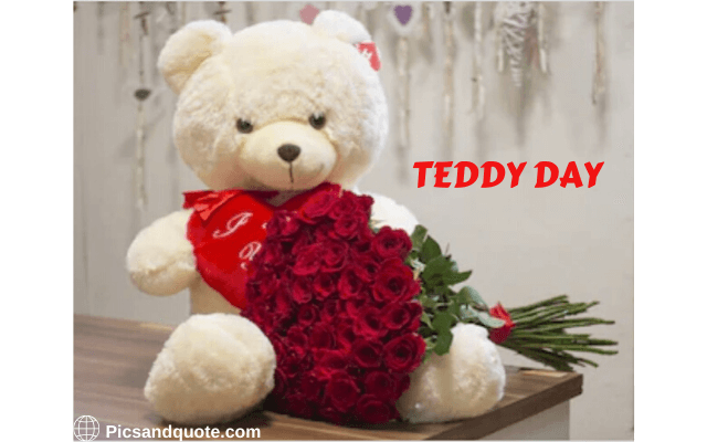 teddy day images full hd