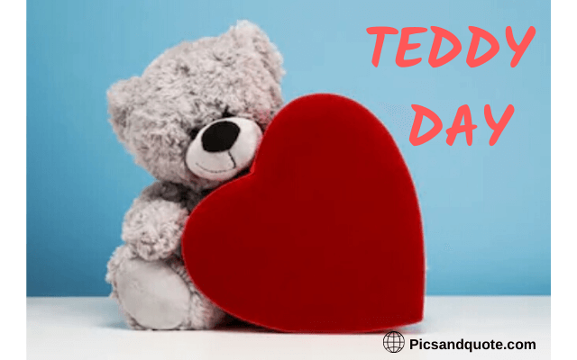 teddy day images big
