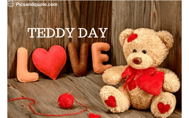 teddy day images for best friend