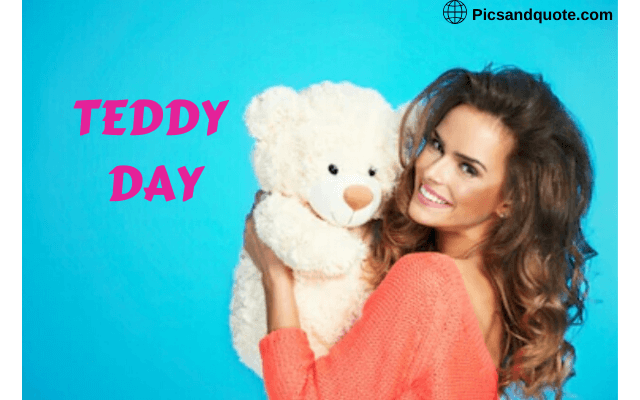 teddy day images couple