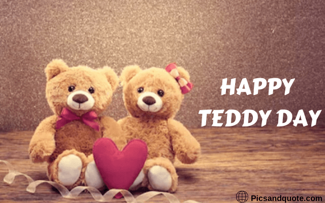teddy day images for sister