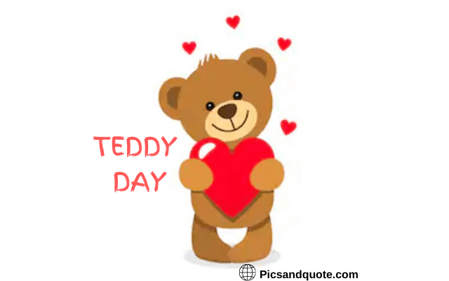 teddy day images instagram