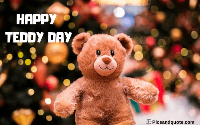 10 february teddy day images