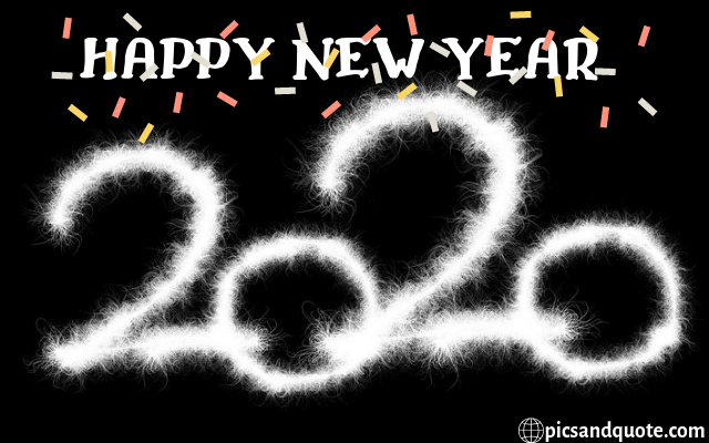 Download happy new year 2020 images
