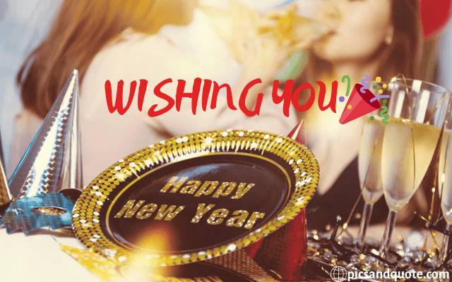 happy new your pictures for couples