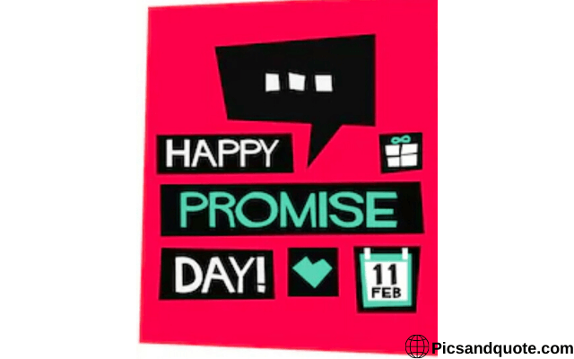 promise day images hindi me
