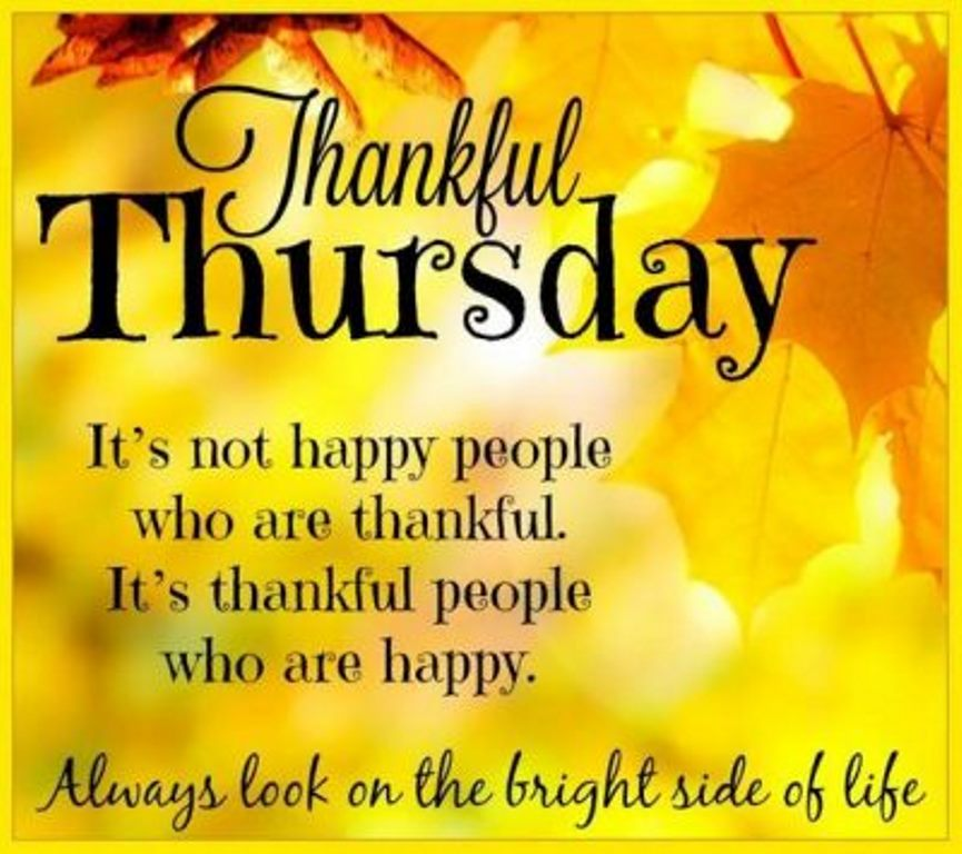 Happy Thursday Images For Whatsapp