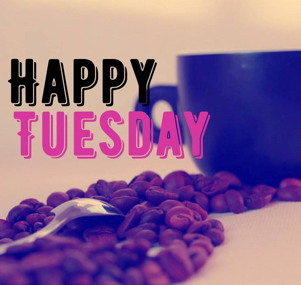Happy Tuesday Wishes Image