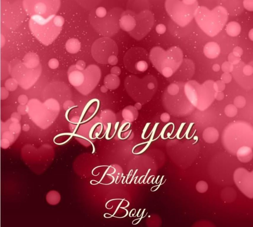 Romantic Birthday Messages for your Boyfriend