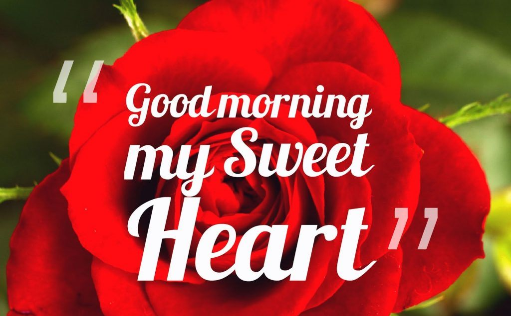 Romantic Good Morning Messages For Your Lover