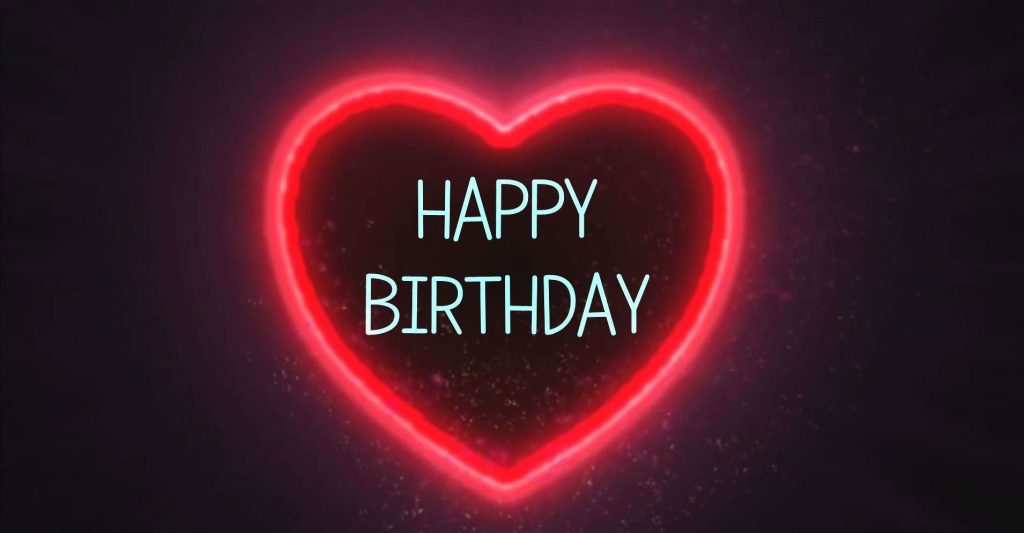 Short and Long romantic Birthday Wishes
