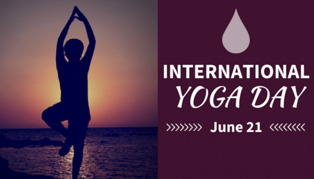 Yoga Day Invitation Message